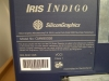 Indigo rear closeup